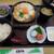 和食レストランとんでん - ランチ北海道中札内鶏の親子煮定食