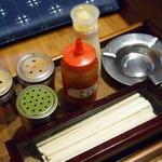 オモニ - 調味料類