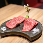 焼肉 うしみつ一門 - 神戸ビーフ シンシンとイチボ