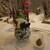 リストランテKubotsu - 竹田さんと福田さんの様々な旬の野菜蕗の薹香るタップナード