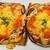 パンドール - 料理写真:ペパーシンケンと和風タマゴのタルティーヌ