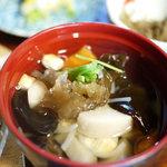 田季野 - 郷土料理の小露 プラス300円