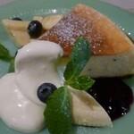 Toile de liberte - チーズケーキ