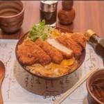 豚料理専門店 銀呈 - TakeOut ロースかつ丼弁当