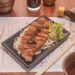 豚料理専門店 銀呈 - TakeOut ロースステーキ160g弁当