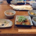 民宿富里 - 料理写真:夕食