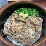 501UDON - 肉ブッカケ(冷)