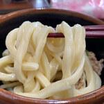 501UDON - 麺ズッシリ