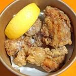 十番右京 - 大山鶏の唐揚げ