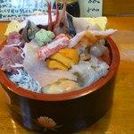 幸寿司 - びっくり丼