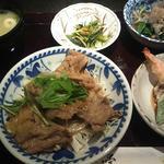 愛志蔵 - 肉定食