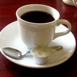 カフェレストラン ソマリ - サービスコーヒー