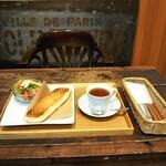 アルベロ カフェ - 料理写真: