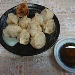 宝雲亭 - 焼き餃子