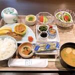 プラザホテル吉翠苑 - 料理写真:2020年4月 朝ごはん1