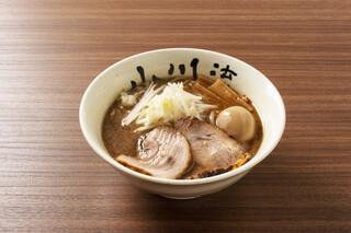 小川流 - 味玉Wちゃーしゅー麺