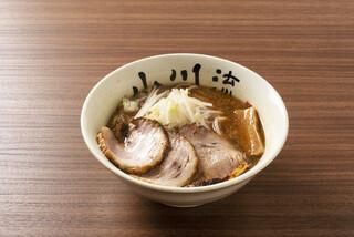 小川流 - 半ちゃーしゅー麺