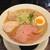 麺や 樂 - 2020年4月 濃厚鶏白湯醤油大盛り(950円)