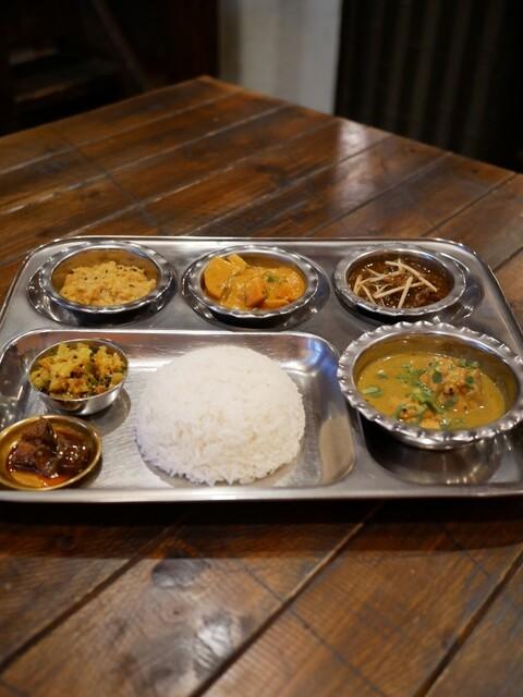 カルパシの料理の写真
