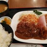 洋食 キャベツ -