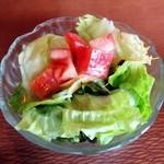 ステーキハウス源 - サラダ