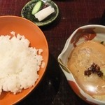 うち山 - 鯛茶漬け
