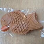 たいやきわらしべ - 冷え冷えたい焼き(キャラメル)