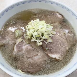 ケラン - 料理写真:こってり肉醤白ラーメン  700円