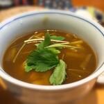 七つ海堂 - カレーつけ汁