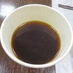 カンテボーレ - ホットコーヒー