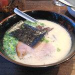 九州一番 - 長浜ラーメン(2009年3月)