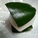 1293802 - 椿餅(羽二重餅)(2009/3)