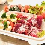 ラ クッチーナ ビバーチェ - 前菜盛り合わせ/テイクアウト
