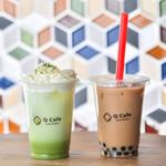 Q cafe - 【テイクアウト】C3ドリンク