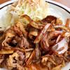 福石パーキングエリア スナックコーナー・フードコート - 料理写真:牛バラ定食大