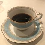 129308565 - ランチのコーヒー