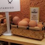 赤坂うまや うちのたまご直売所 - 卵です