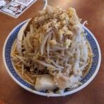 碧の豚二郎 - 豚二郎ラーメンライト クーポン使用時 ¥700