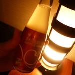 箱根翡翠 - ドリンク写真:あちかちにウエルカムドリンクは付いてません。なのでフロントにお願いして自腹で買いました。220円