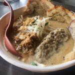 麺場 田所商店 - 仙台味噌炙りチャーシュー麺