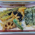 手打ち蕎麦 とおるや - テイクアウト/野菜天ぷら