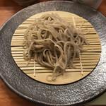 蕎麦工房 膳 - 挽きぐるみ細打ち