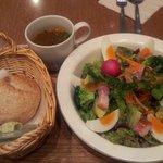 クックコープカフェ 新宿マルイ店 -