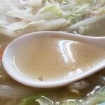 万福 - タンメンスープ!