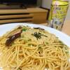 ハックルベリー - 料理写真:納豆パスタ