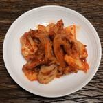 キムチのほし山 - 料理写真:あっさり白菜キムチ