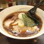 味噌や - 料理写真:正油ラーメン 700円