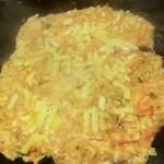12933637 - 明太餅チーズもんじゃ850円