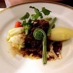 ラムスター - 【ランチ】牛バラ肉の赤ワイン煮ブルゴーニュ風