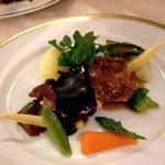 ラムスター - 【ランチ】フランス産鳥肉のソテー デミクラスソースで